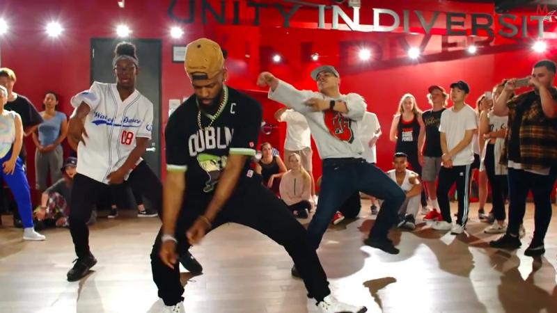 Josh Taiwan Williams Choreography   Skeme ft. Chris Brown - 36 OZ
