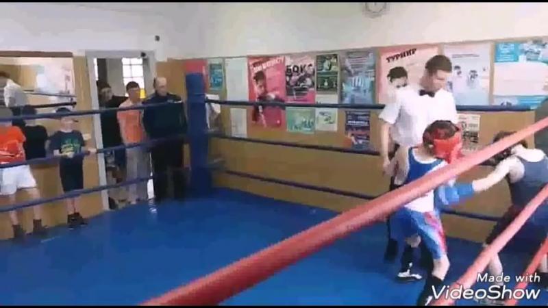 Золотковская школа бокса ЗШБ