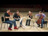 Йозеф Гайдн - струнный квартет op. 20 (№3, 1. Allegro con spirito)