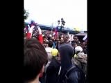 Митинг 12. 06. 2017. Медвиола.