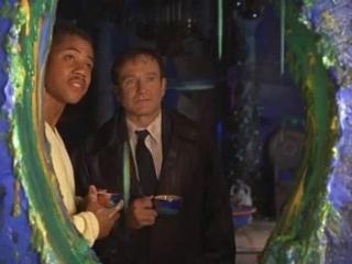 Один из лучших моментов фильма Куда приводят мечты с Робином Уильмсом