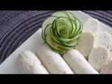 Homemade Sausage КУРИНЫЕ СОСИСКИ в домашних условиях Как приготовить