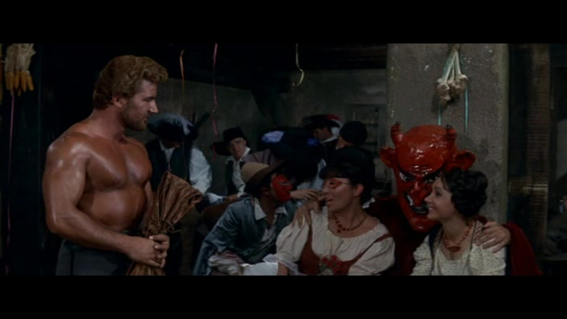 1963 - Зорро против Мациста / Zorro contro Maciste