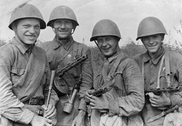 Самые яркие примеры смекалки у советских солдат