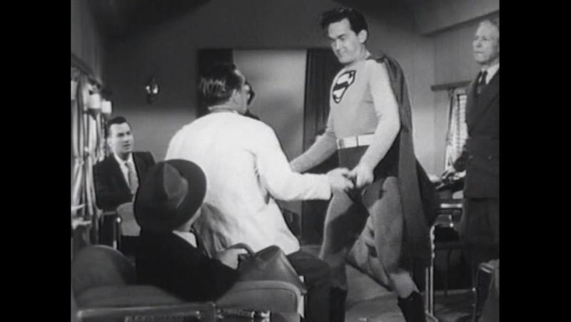 Атомный человек против Супермена. 1950. 5 серия