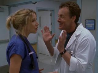 Scrubs / Клиника 01x10 - My Nickname.(DVDrip).(ruseng).lo