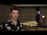 Absolutely Fabulous Chris Colfer Inspiration