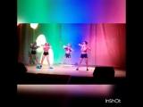 Танцуй на СТВ. Черлидинг!!!