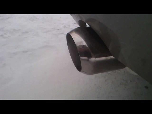 Ford Focus I : Выхлоп (для Drive2.ru)