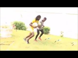 Adebayor Sheyi Training session compilation part 1 2016
