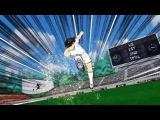 Captain Tsubasa - Tatakae Dream Team - New Portable Game 2017