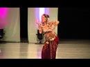 Eva Sampedro - Tribal Fusion (Charon´s Crossing)(South Korea)(19-10-2014)