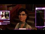 Стримерша Anorimia в BioShock Infinite: 2 первые смерти #3