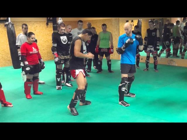 Low Kick Defense Techniques Khom Phiphitsala 🇹🇭