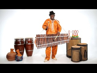 How to Play the Balafon | African Drums