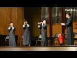 Юрий Башмет,Массимо Кварта,Олли Мустонен,артисты Гонконгского оркестра китайск...