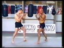 Bas Rutten Superior Free Fight Techniques Vol 1 Basic, Stances, Footwork, Conditioning
