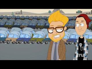 Адам портит все 1 сезон 3 серия  (озвучка)/Adam Ruins Everything Rus