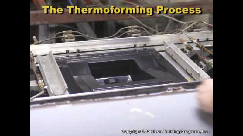 Thick Sheet Thermoforming - Lesson 2 Properties of Extruded Sheet