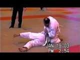 Jack Krystek 64 vs 20 year old Judoka at Starret City Judo Championships 03