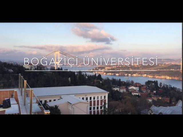 Boğaziçi Üniversitesi Tanıtım Reklamı - Öğrenci Projesi