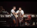 Спектакль Пока наливается пиво с Евгением Гришковцом