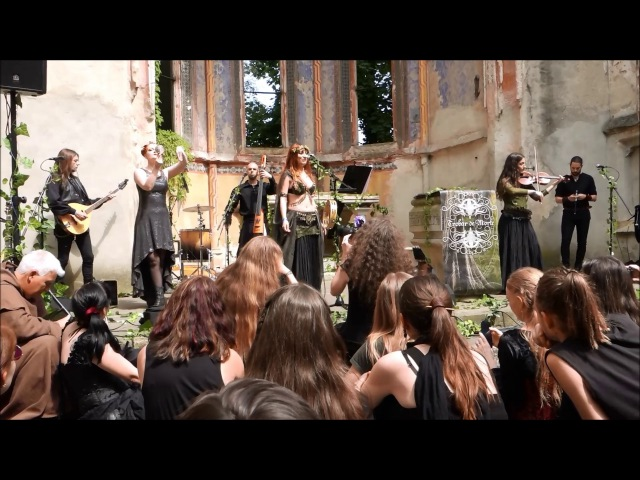 Trobar de Morte - The Wolf (live WGT 2017)