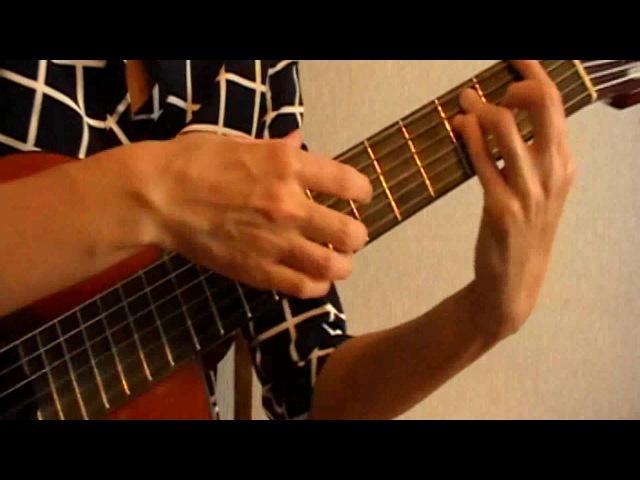 Разбор на гитаре Чезаре Борджиа (Канцлер Ги) со вступлением