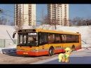 Поездка на автобусе ЛиАЗ-5292.22 № 160850 Маршрут № 690 Москва