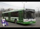 Поездка на автобусе ЛиАЗ-5292.21 № 040131 Маршрут № 747 Москва
