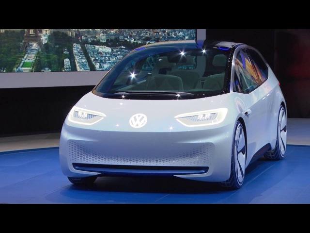 Motorshow París 2016: Volkswagen I.D