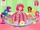 Пекарня Шарлотта Земляничка Bakery Charlotte Strawberry увлекательный мультик игра