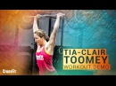 Tia-Clair Toomey Does the WOD for April 11, 2017