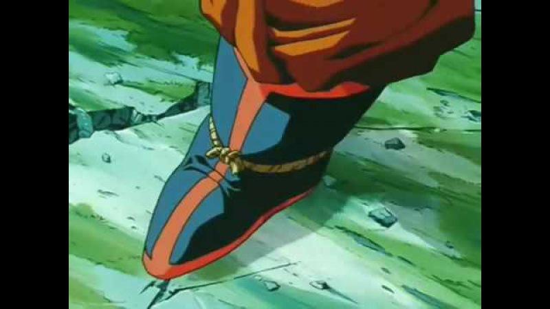 Ora, até que enfim Kakaroto vai lutar como se deve!