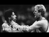 Dr. J talks fighting Larry Bird and Playing at Rucker Park Ride Along