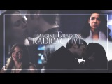 SnowBarry vs WestAllen - Radioactive Imagine Dragons