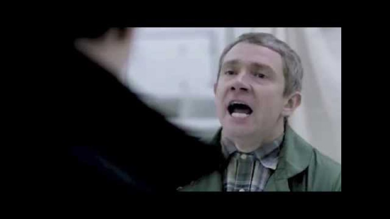 IT'S NOT OK! Sherlock