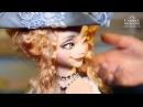 Выставка авторских кукол Анны Фадеевой открылась в нижегородской галерее искус