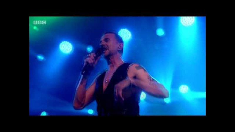 HD Depeche Mode at Glasgow Barrowlands - Enjoy the Silence