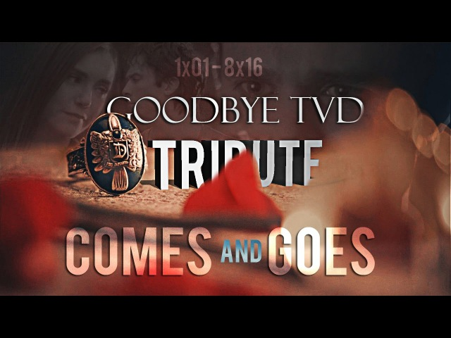 The Vampire Diaries | Comes and Goes [8x16]