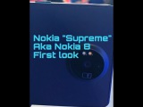 Nokia Supreme aka Nokia 8 hands on leaked (Nokia 8 leak)