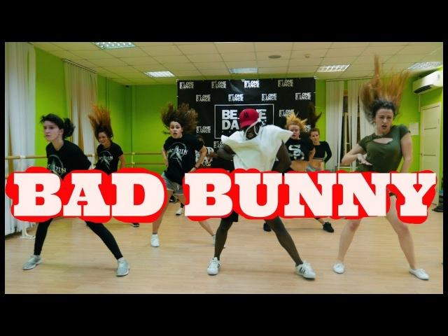 BAD BUNNY- Escapate Conmigo remix Coreografia | Yopi Quintero