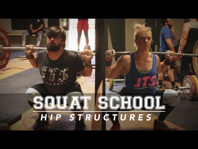 Squat School   Hip Structure and Squat Technique   JTSstrength.com