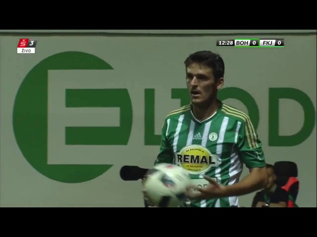 Bohemians 1905 - FK Jablonec ( 2 - 0 ) First League / Full match 2016/2017 HD