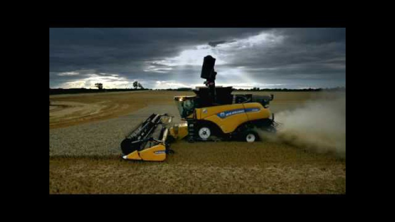 Мы — это компания New Holland Agriculture