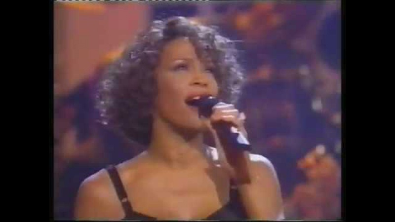 My love is your love Whitney Houston feat. her daughter Bobbi Kristina DIVAS LIVE 1999
