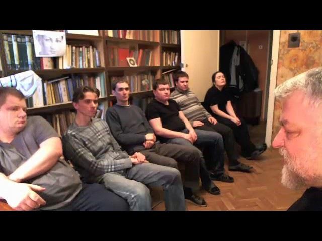 095 Три главных события в жизни человека (25.01.2015)