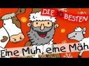 Eine Muh eine Mäh Weihnachtslieder zum Mitsingen Kinderlieder