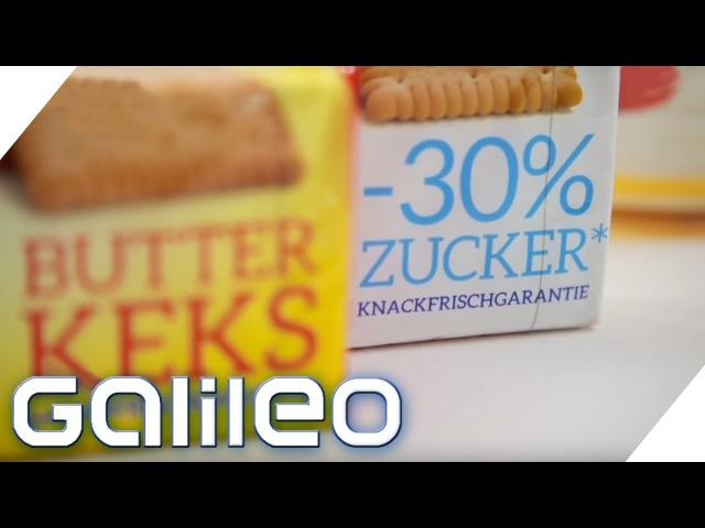 Warum sind Light Produkte teurer Galileo ProSieben