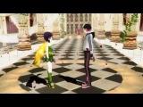 MMD Vy2 Yuuma &amp Avanna (Dancing) - Cantarella